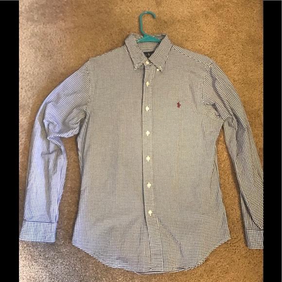 db44ffb7f01ebc Polo by Ralph Lauren Shirts | Polo Ralph Lauren Slim Fit Stretch ...